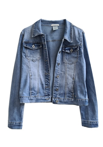Heimatliebe Jeansjacke, Bleached blue denim kaufen