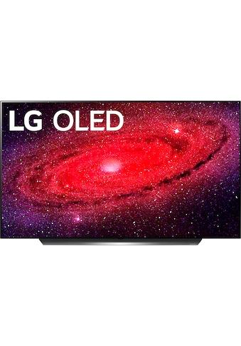 LG OLED65CX9LA OLED - Fernseher (164 cm / (65 Zoll), 4K Ultra HD, Smart - TV kaufen