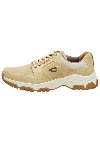camel active Sneaker »ZODIAC«, mit gepolstertem Schaftrand kaufen