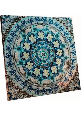 Schneider Bild »Blue Mandala« kaufen
