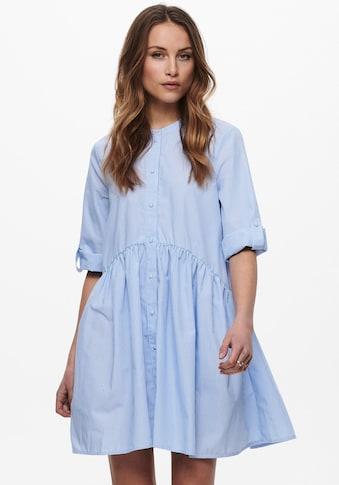 Only Blusenkleid »ONLCHICAGO LIFE«, Oversize Look kaufen