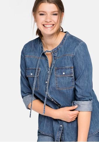 Sheego Jeansbluse kaufen