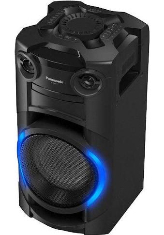 Panasonic »SC - TMAX10E - K« Party - Lautsprecher (Bluetooth, 300 Watt) kaufen