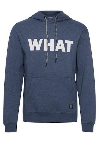 Blend Kapuzensweatshirt »Mit einer lässigen Känguruhtasche« kaufen