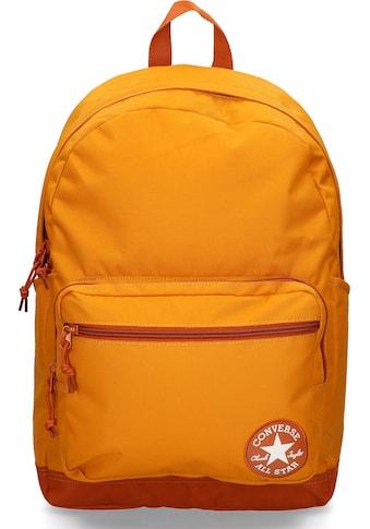 Converse Laptoprucksack »Go 2, amber sepia/saffron yellow« kaufen