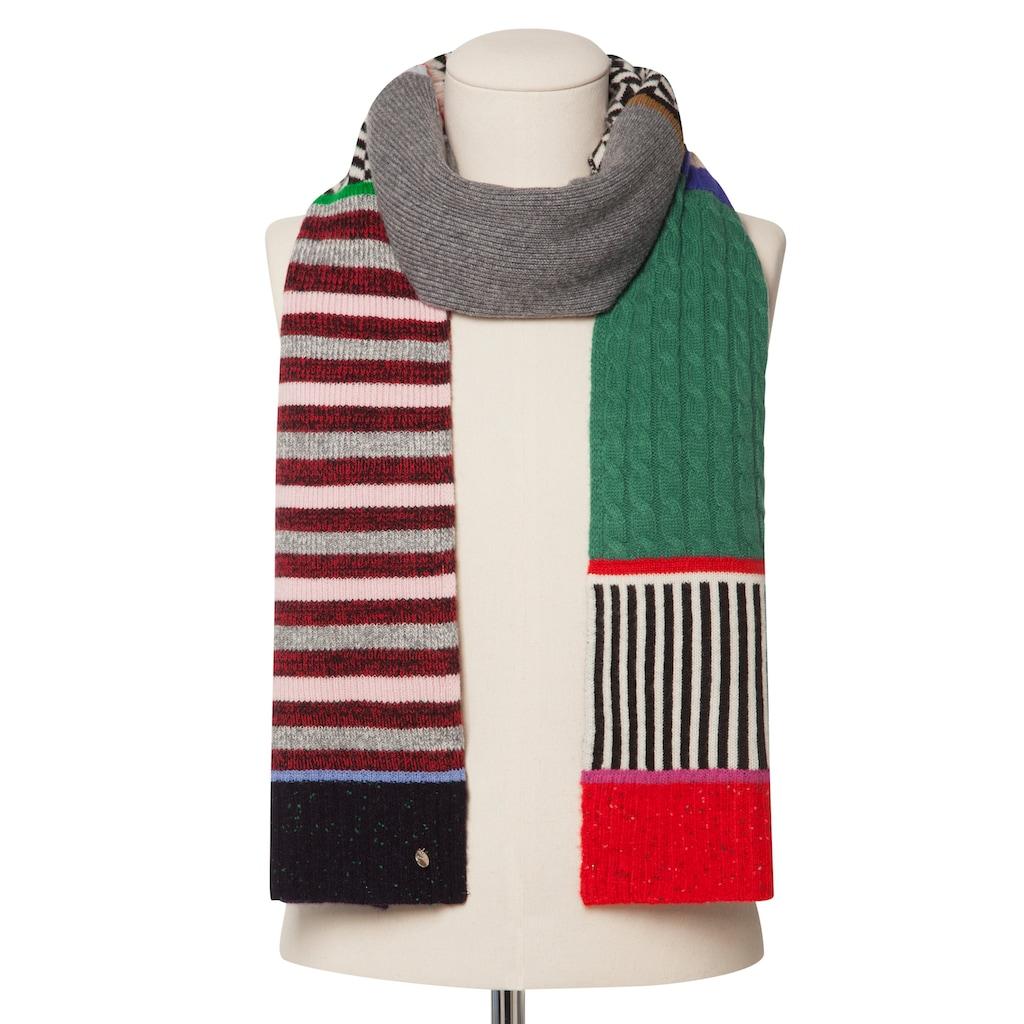 Codello XL-Schal aus Wolle mit Kaschmir