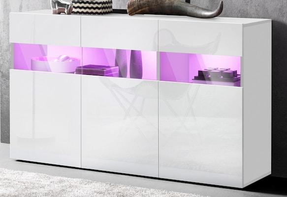 Tecnos Lowboard, Breite 130 cm bestellen im OTTO Online Shop