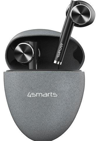 4smarts Bluetooth-Kopfhörer »TWS Pebble«, Bluetooth, integrierte Steuerung für Anrufe... kaufen