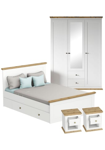 Home affaire Schlafzimmer - Set »Banburry« (Set, 4 - tlg) kaufen