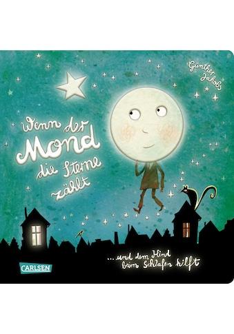 Buch »Wenn der Mond die Sterne zählt ... und dem Kind beim Schlafen hilft / Günther Jakobs, Günther Jakobs« kaufen