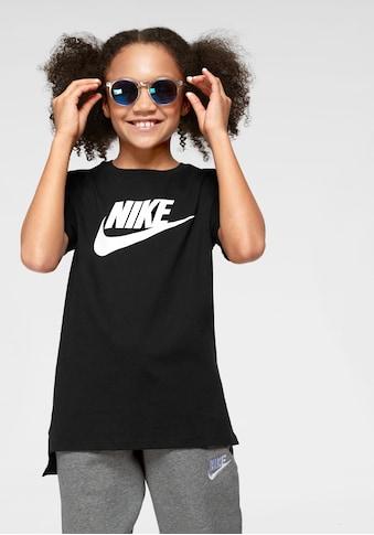 Nike Sportswear T-Shirt »G NSW TEE DPTL BASIC FUTURA« kaufen