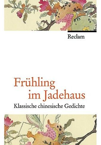 Buch »Frühling im Jadehaus / Mingxiang Chen, Hildburg Heider« kaufen