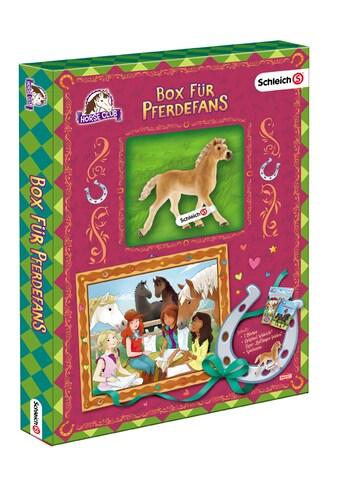 Buch »SCHLEICH® Horse Club - Box für Pferdefans / Ameet Verlag« kaufen