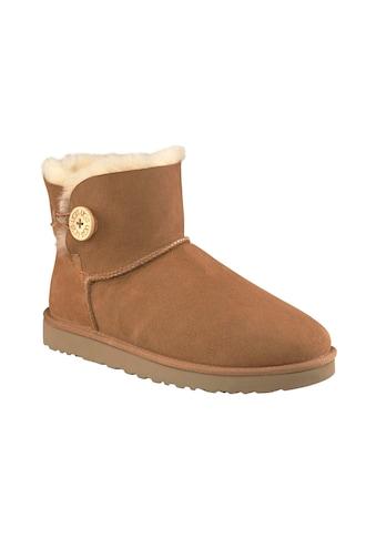 UGG Winterboots »Mini Bailey Button 2« kaufen
