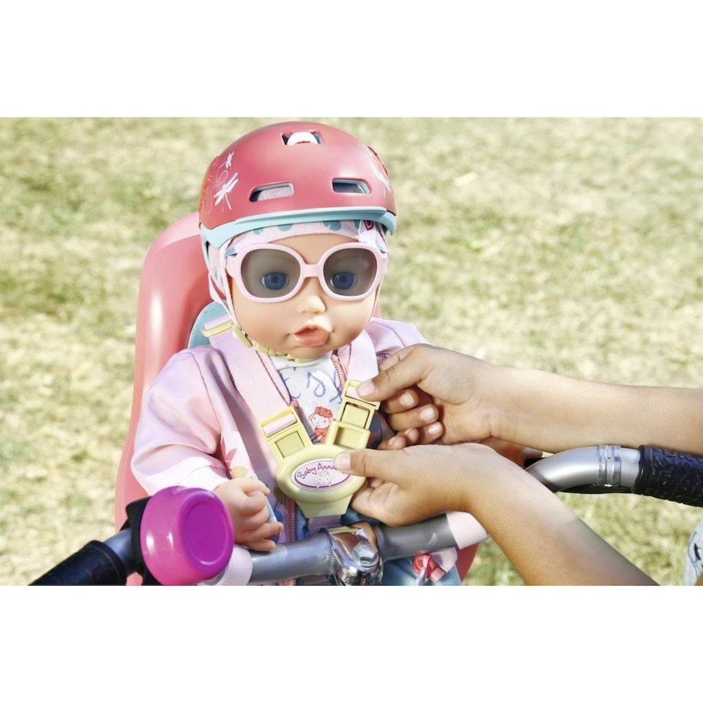 Baby Annabell Puppen Fahrradsitz