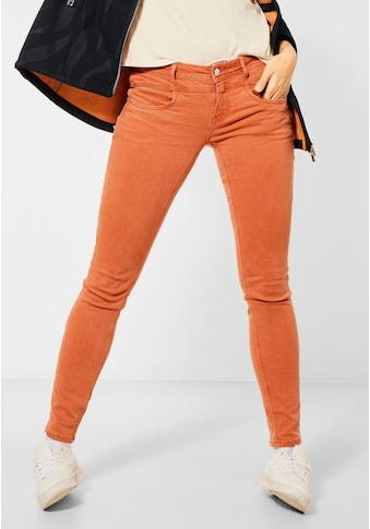STREET ONE Skinny-fit-Jeans, im Colour Style kaufen