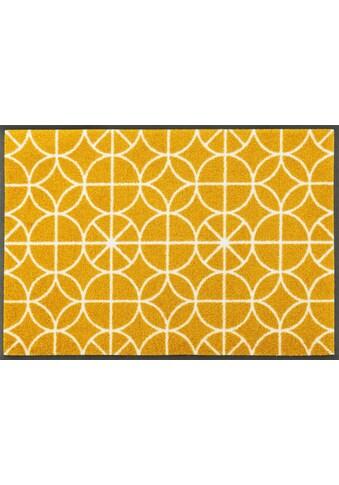 wash+dry by Kleen-Tex Fußmatte »Henrietta«, rechteckig, 7 mm Höhe, Fussabstreifer,... kaufen
