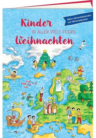 Buch »Kinder in aller Welt feiern Weihnachten / Manfred Tophoven, Georg Austen« kaufen