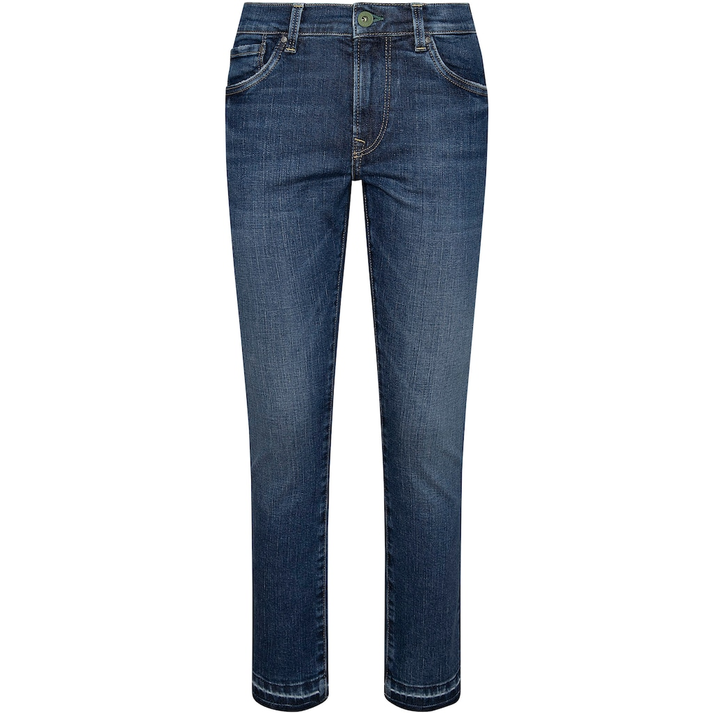 Pepe Jeans Slim-fit-Jeans »VICTORIA«, im Mom-Carrot-Fit mit Stretch-Anteil
