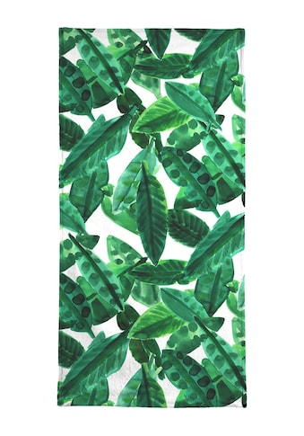 """Handtuch """"Small Palm Leaves"""", Juniqe kaufen"""