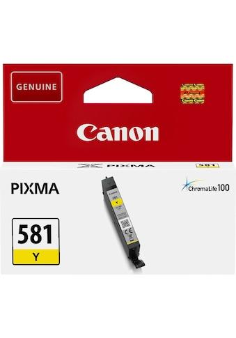 Canon Tintenpatrone »INK CLI-581 Y« kaufen