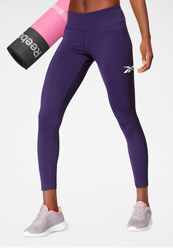 Reebok Leggings »TE Linear Logo Poly« kaufen