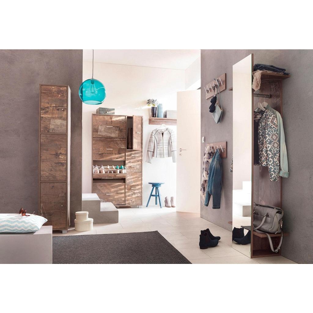 Schildmeyer Garderobenpaneel, mit Spiegel