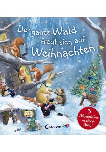 Buch »Der ganze Wald freut sich auf Weihnachten / Jane Chapman, Tim Warnes« kaufen