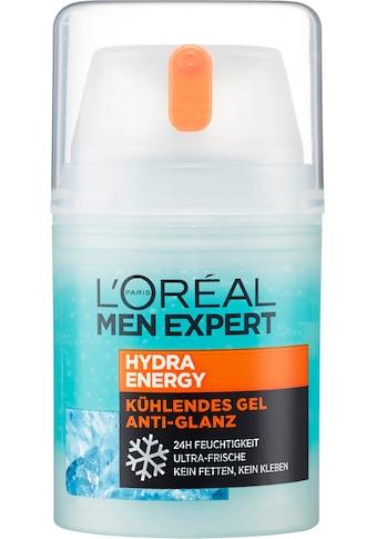 L'ORÉAL PARIS MEN EXPERT Feuchtigkeitscreme »Hydra Energy Anti-Glanz«, mit Matteffekt... kaufen