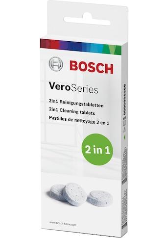 BOSCH Reinigungstabletten »TCZ8001A«, (für Bosch Kaffeevollautomaten) kaufen