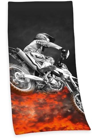 "Badetuch ""Motocross"", Herding kaufen"