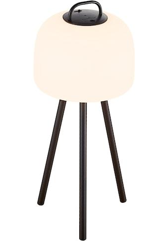 Nordlux LED Stehlampe »Kettle 22 Tripod 31 Metall«, LED-Modul, Warmweiß, inkl. LED,... kaufen
