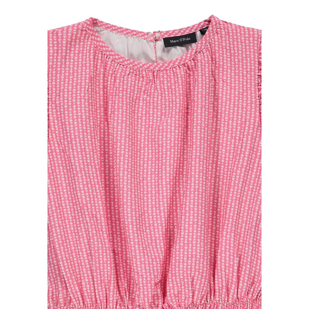 Marc O'Polo Junior Kleid Ärmellos mit Rüschen