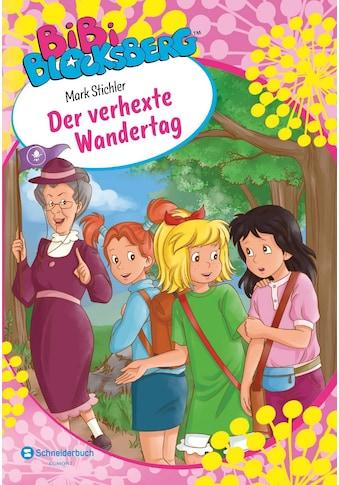 Buch »Bibi Blocksberg - Der verhexte Wandertag / Mark Stichler, Desirée Kunstmann« kaufen