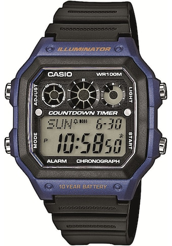 Casio Collection Chronograph »AE-1300WH-2AVEF« kaufen