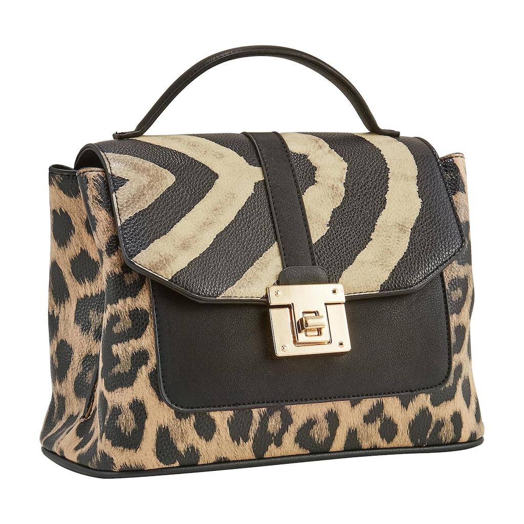Tasche Tasche mit Animalprint