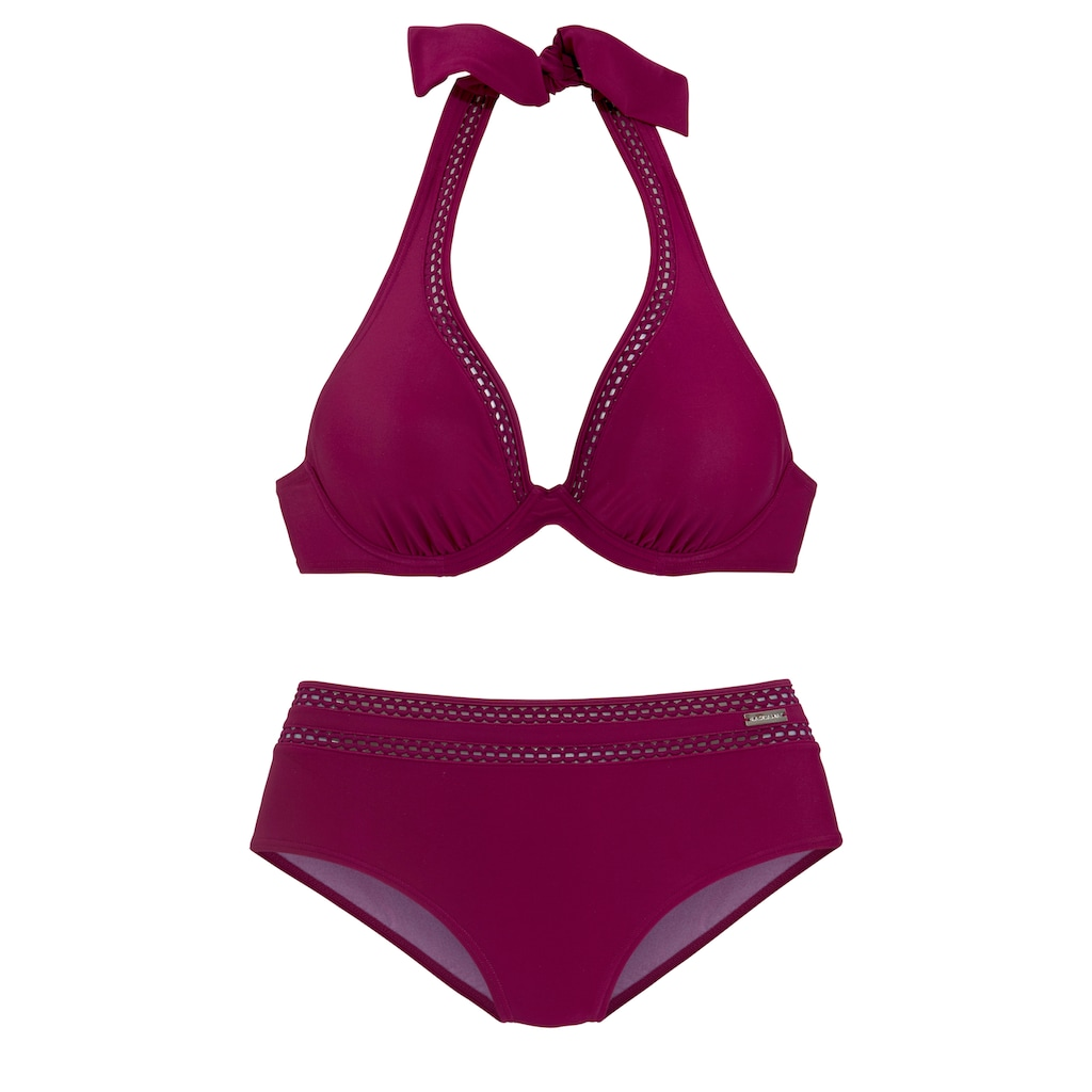 LASCANA Bügel-Bikini, als Neckholder