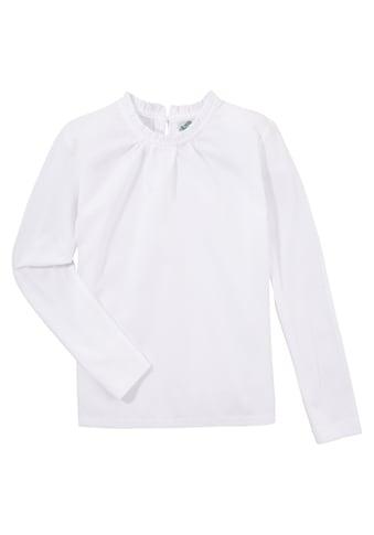 Hammerschmid Trachtenshirt, mit dezenter Musterung kaufen