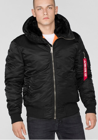 Alpha Industries Bomberjacke »MA-1 HOODED« kaufen