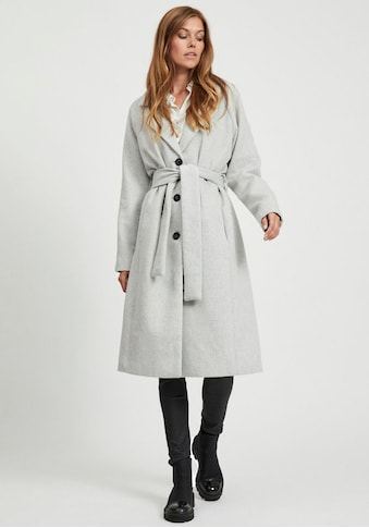 Object Trenchcoat »OBJLENA«, mit recycelter Wolle kaufen