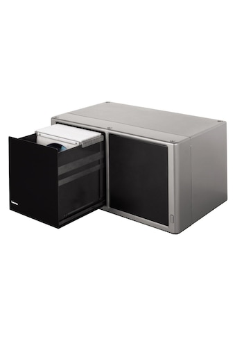 "Hama CD - /DVD - /Blu - ray - Box ""Magic Touch"" 120, Silber »CD - /DVD - /Blu - ray - Archivierung« kaufen"