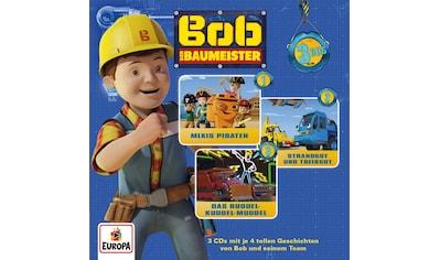 Musik-CD »05/3er Box (Folgen 13,14,15) / Bob der Baumeister« kaufen