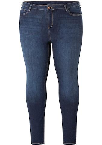 DNIM by Yesta Regular-fit-Jeans »Quinna«, Taillenhoch und schmal geschnitten kaufen