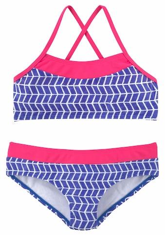 s.Oliver Beachwear Bustier - Bikini kaufen