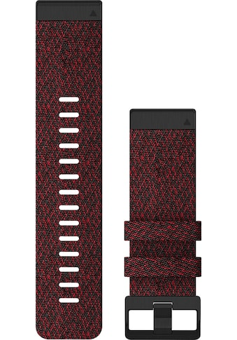 Garmin Ersatz - /Wechselarmband »Ersatzarmband QuickFit 26 mm Nylon« kaufen