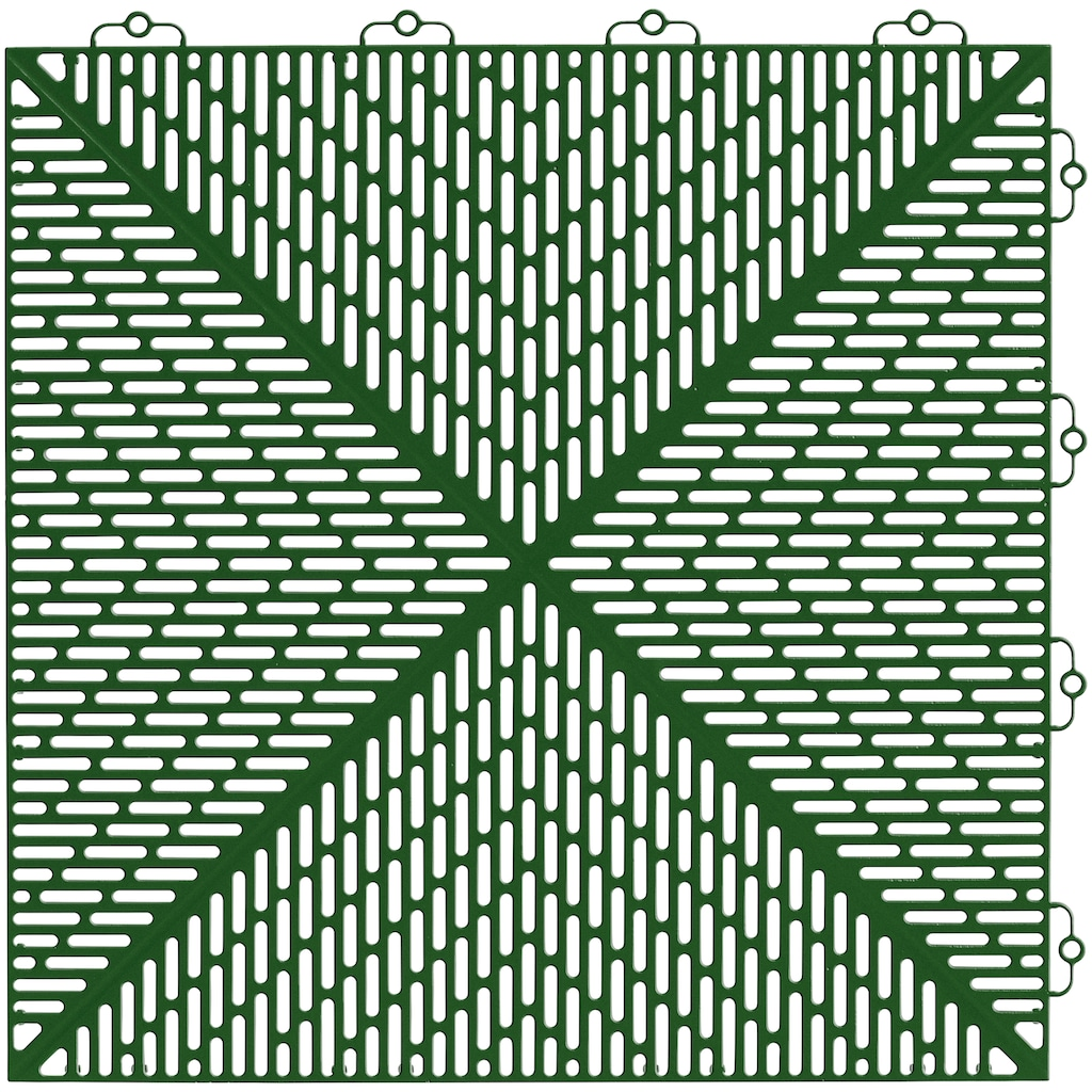 Bergo Flooring Terrassenplatten »Unique«, Klickfliesen