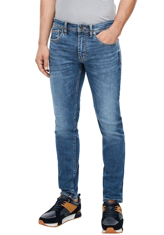 s.Oliver Slim-fit-Jeans »KEITH«, mit authentischer Waschung kaufen