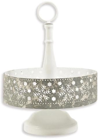 Etagere »Schneeflocke«, nur für Dekorationszwecke geeignet kaufen