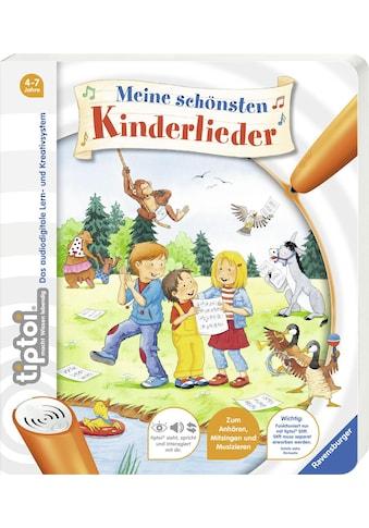 """Ravensburger Buch """"tiptoi® Meine schönsten Kinderlieder"""" kaufen"""