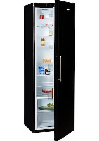 GORENJE Vollraumkühlschrank, R6192FBK, 185 cm hoch, 60 cm breit, 185 cm hoch, FreshZone-Schublade, Großraum! kaufen